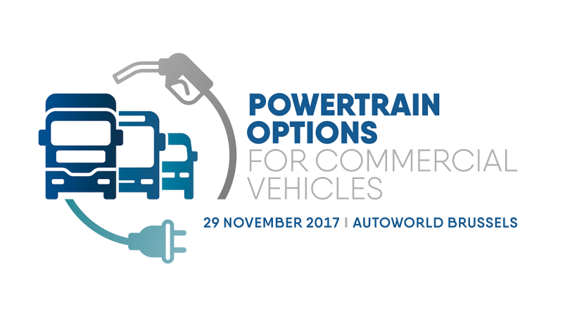 Register now for 'Powertrain options for commercial vehicles' conference on 29 November