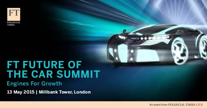 FT Future of the Car Summit