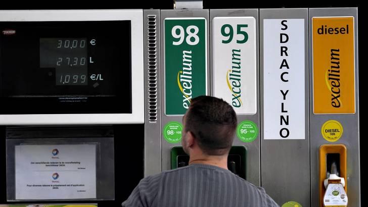 Rôzne krajiny používajú rôzne označenie pohonných hmôt - Nové pravidlá majú odstrániť mätúce označenia a nastaviť jednotné symboly a názvy / zmena pomôže aj samotným vodičom