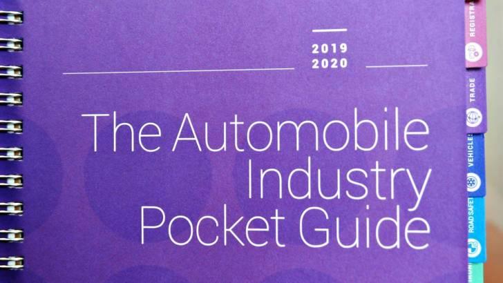 Automobile Industry Pocket Guide 2019 - 2020 | ACEA - European