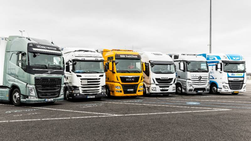 Trucks Vans And Buses Acea European Automobile
