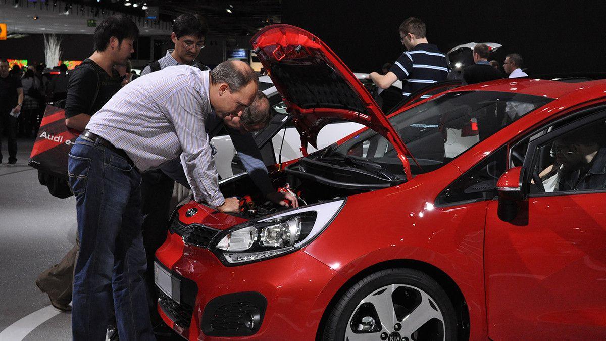 Car Manufacturers Europe Mail: European Automobile Manufacturers' Association
